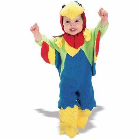 Baby Parrot Infant Halloween Costume, Size 6-12 Months](Baby Halloween Costumes 3-6 Months)