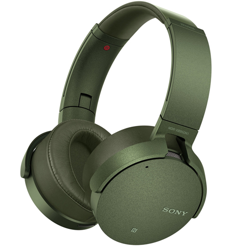 Sony XB950N1 Extra Bass Wireless Noise Canceling Headphones (Green)