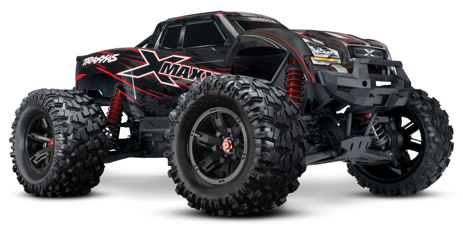Traxxas 770864T3 X-Maxx: Green 4WD 8S-Capable Brushless Truck with TSM by TRAXXAS