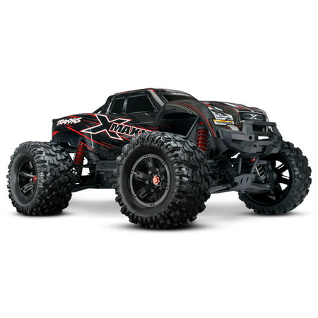 Traxxas 770864T3 X-Maxx: Green 4WD 8S-Capable Brushless Truck with