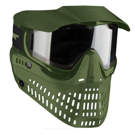 JT Spectra Proshield Paintball Mask w/Thermal Lens Goggles - -