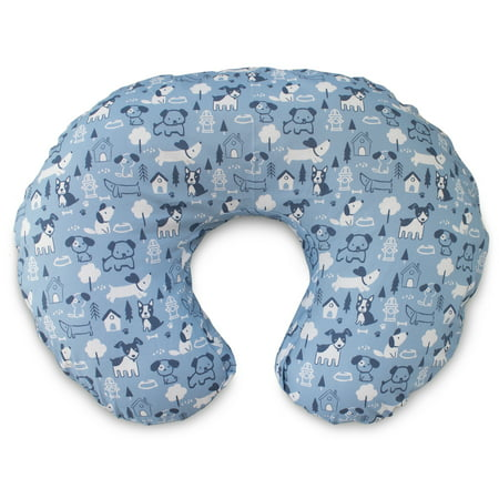Boppy Original Nursing Pillow Slipcover - Blue Dog Park