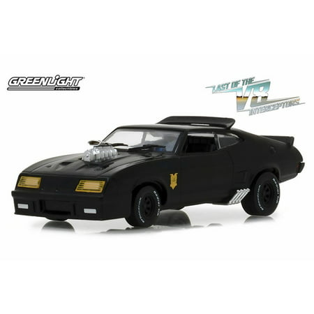 1973 Ford Falcon XB Hard Top, Last of the V8 Interceptors - Greenlight 86522 - 1/43 Scale Diecast Model Toy