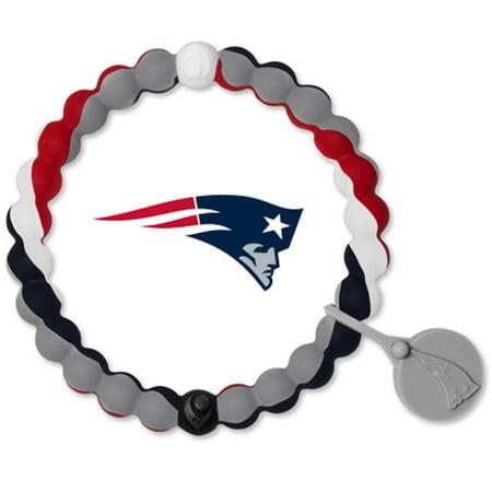 New England Patriots Lokai Bracelet Rubber New England Patriots Bracelets
