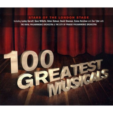 100 Greatest Musicals   O S T   Box