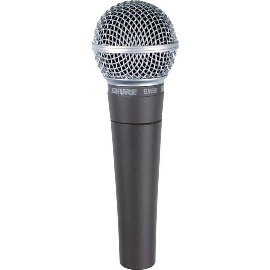 Shure SM58-CN Vocal Microphone with Cable by Shure, Inc