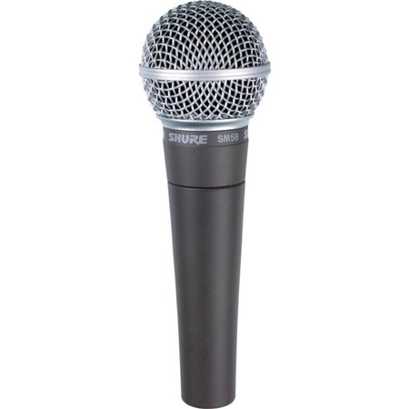 Shure SM58-CN Vocal Microphone, 25ft Cable Included