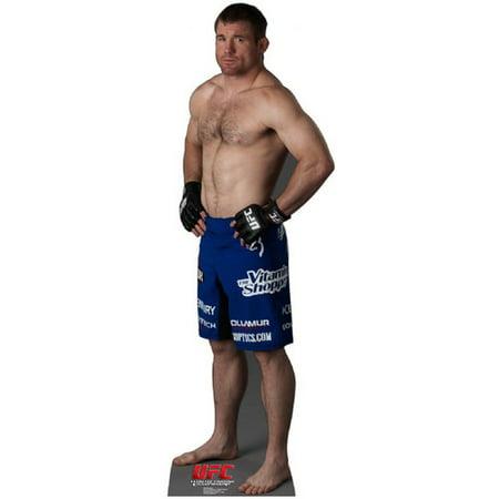 Advanced Graphics Ufc Matt Hughes Cardboard Stand Up