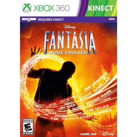 Fantasia: Music Evolved (Xbox 360) - Pre-Owned