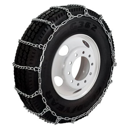 Peerless Truck Tire Chains with Rubber Tighteners, #0222930 Thule Tire Chains