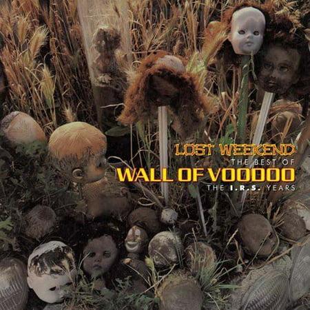 Lost Weekend  The Best Of Wall Of Voodoo Irs Years
