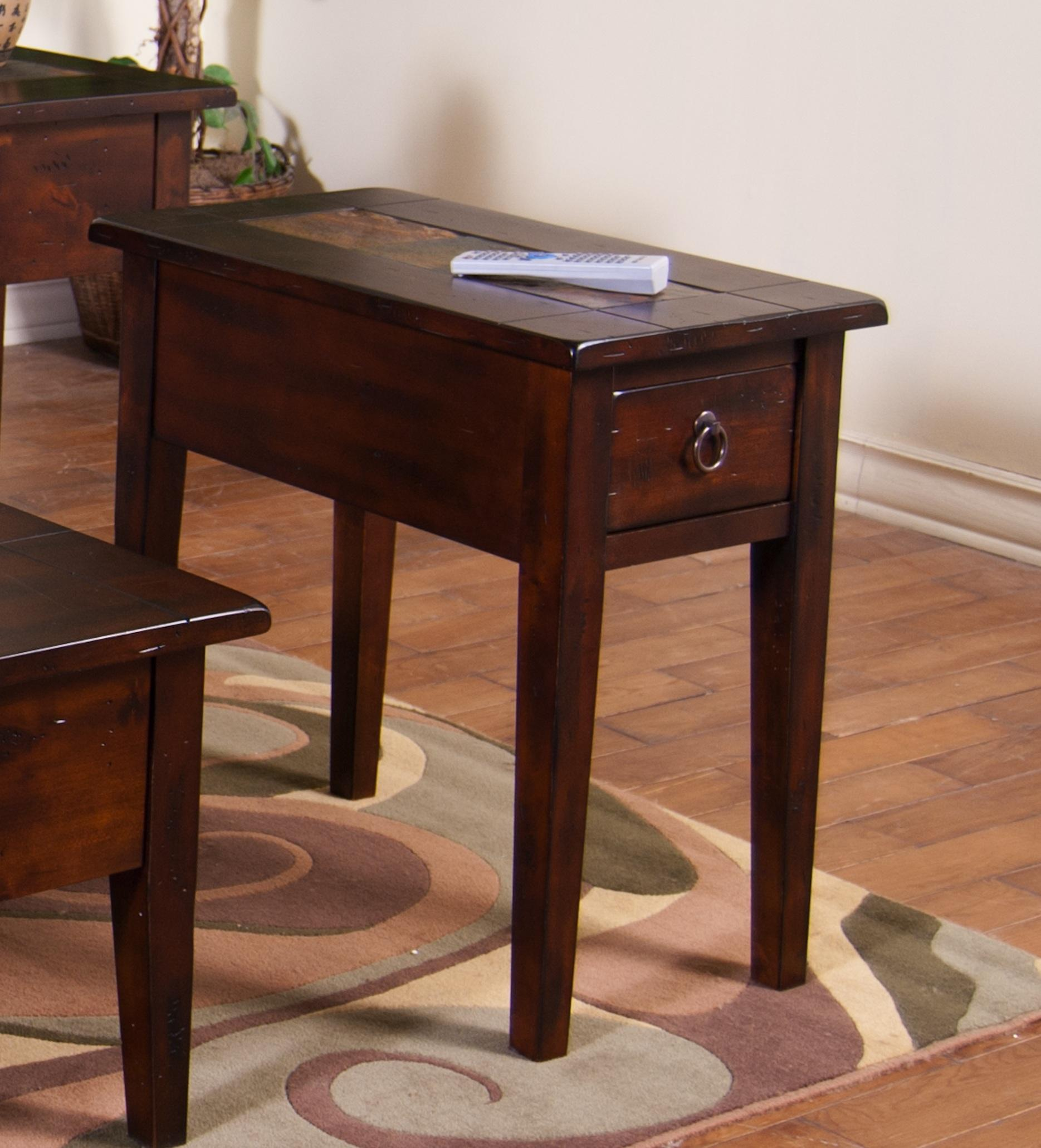 signature design by ashley gambrey round cocktail table walmart com