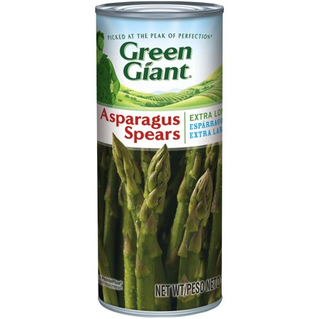Giant Foods - (6 Pack) Green Giant Extra Long Asparagus Spears, 15 Oz