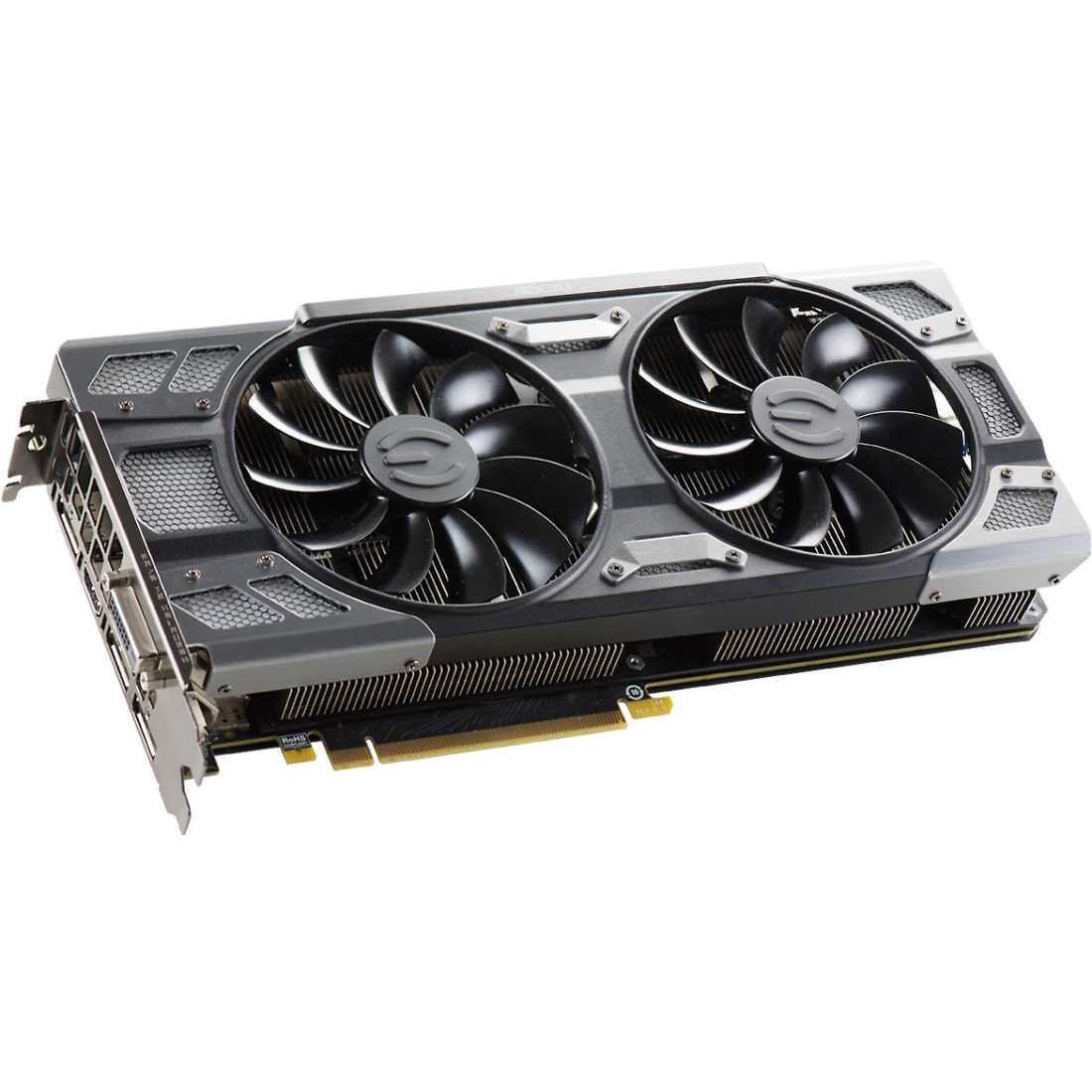EVGA NVIDIA GeForce GTX 1080 FTW 8GB PCI Express 3.0 Graphics Card by EVGA
