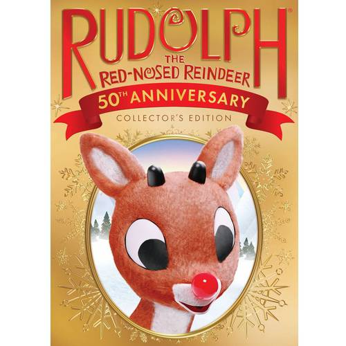 Rudolph The Red-Nosed Reindeer: The Original Christmas Classic (50th Anniversary Collector's Edition)