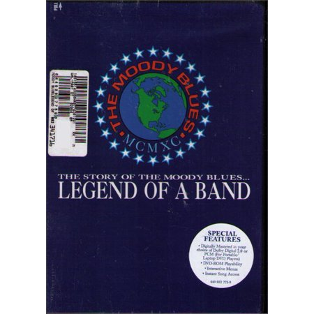 Legend of A Band - The Story of The Moody Blues (2001)