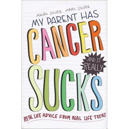 My Parent Has Cancer and It Really Sucks - Cancer Sucks Bracelets