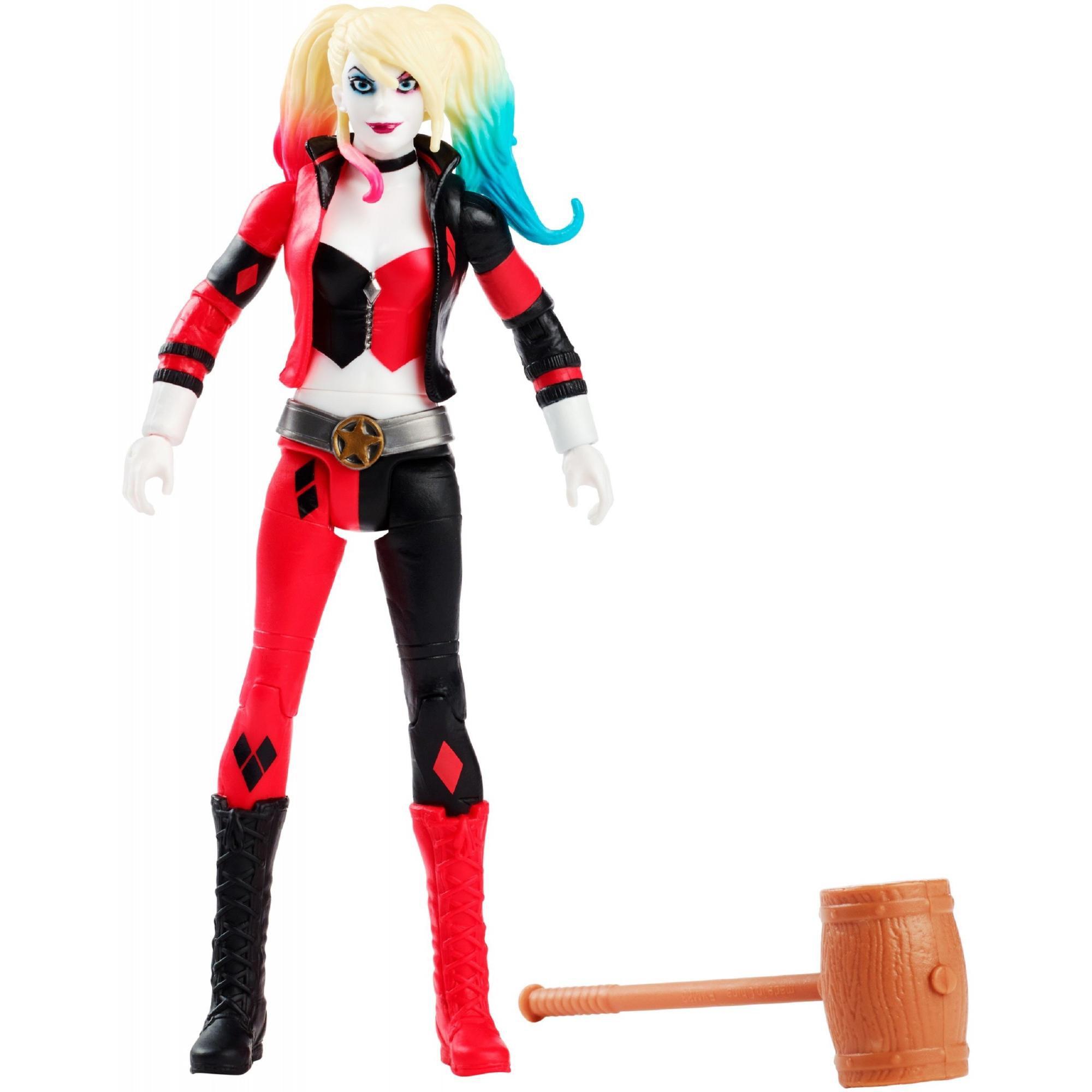 Batman Missions Harley Quinn Figure by Mattel