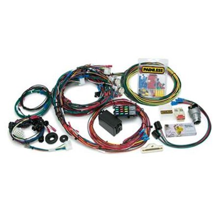 Ford Mustang Wiring Harness on replacement fox body, junction box,