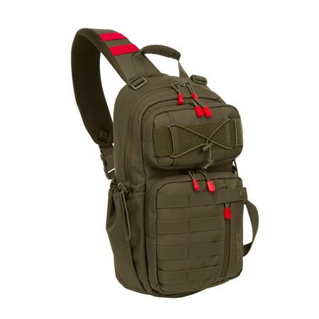 Fieldline Pro Series ROE Sling Bag Shoulder Pack Shooting Range Backpack Bag
