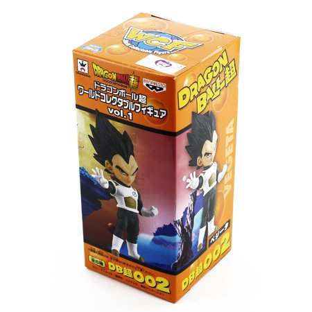 "Dragon Ball Z 3"" World Collectible Figure: Vegeta"