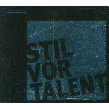 6 Years Stil Vor Talent (Vor Indicator)