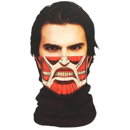 Attack on Titan Multi-Functional Scarf/Mask (Attack On Titan Costume For Sale)