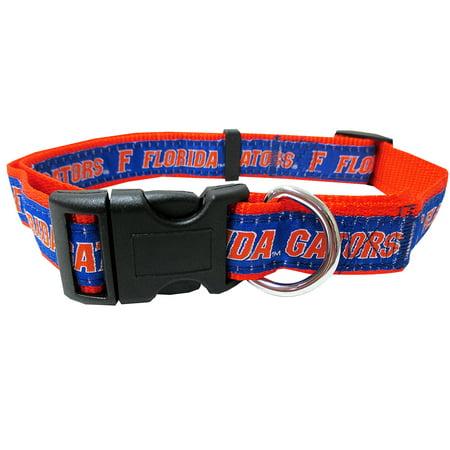 - University of Florida Nylon Adjustable Dog Collar