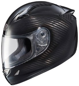 Joe Rocket Speedmaster Carbon Fiber Weave Helmet Carbon/Black