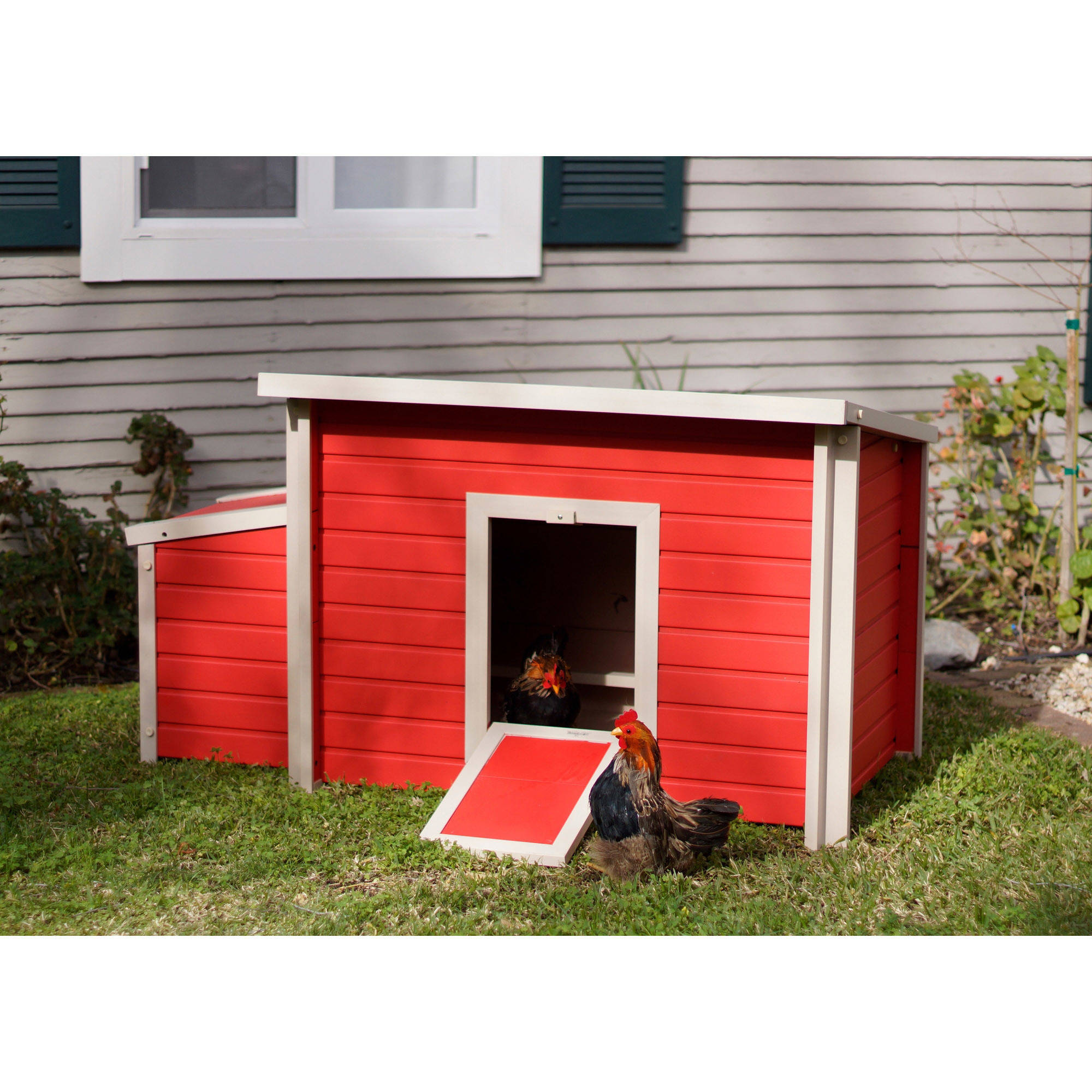 New Age Pet ecoFLEX Red Fontana Barn