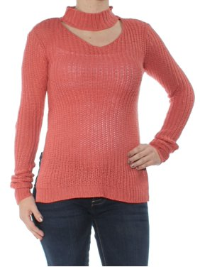 0910dccb8f Product Image PLANET GOLD Womens Coral Long Sleeve Sweater Juniors Size   XS. Reduced Price