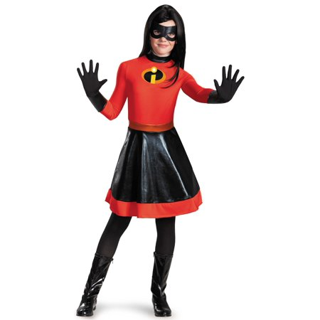 The Incredibles: Violet Tween Costume (The Incredibles Costumes Diy)