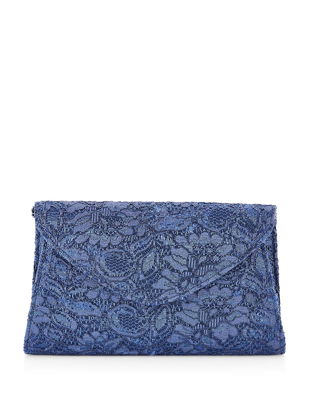 Seta Alicante Lace and Beaded Envelope Bag