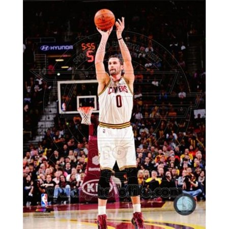 Posterazzi PFSAARM14101 Kevin Love 2014-2015 Action Sports Photo - 8 x 10 in. - image 1 of 1