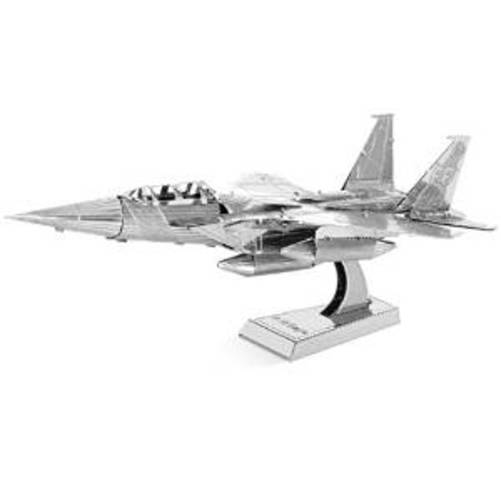 Fascinations Metal Earth 3D Laser Cut Model F-15 Eagle Fighter Jet by Fascinations