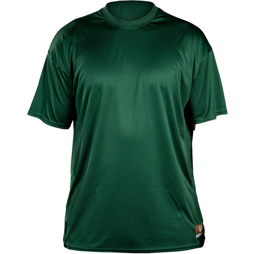Louisville Slugger Adult Slugger Loose Fit Short Sleeve Shirt, Forest