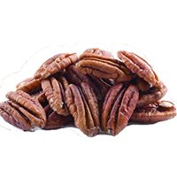 Pecan Halves, Bulk USA Nuts, 5-Pound Raw, unsalted, halves