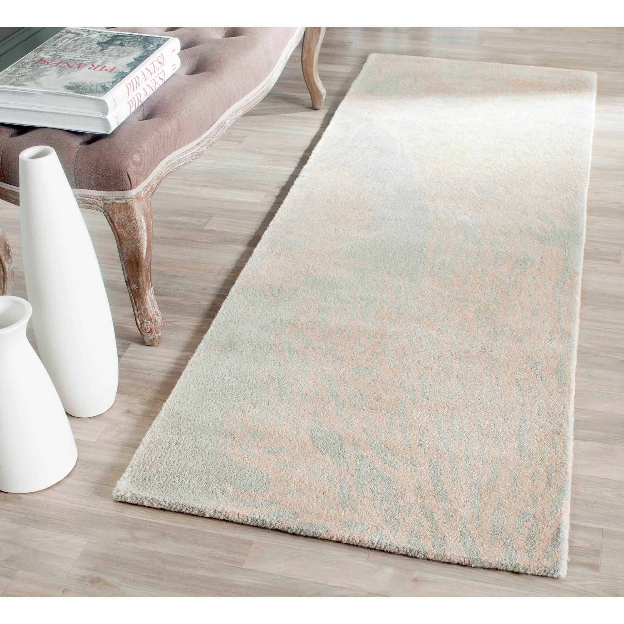 Safavieh Bella Hand Tufted Wool Runner Rug