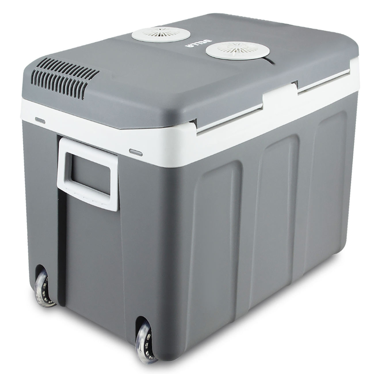 Della© 40 Quart Portable 12V Electric Cooler/Warmer Thermoelectric w/ Wheels