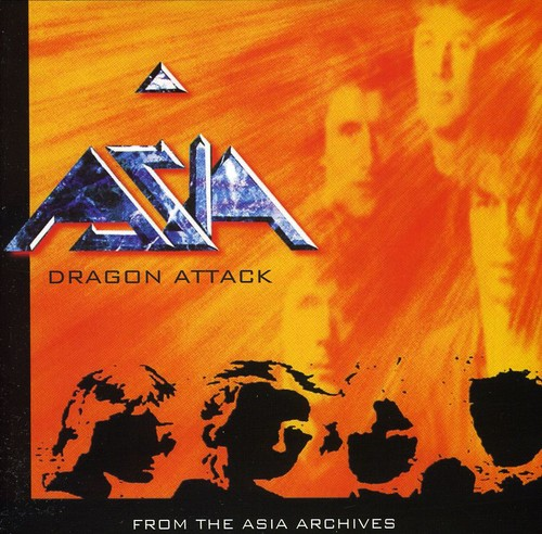 Asia - Dragon Attack [CD]