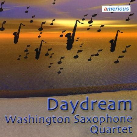 Washington Saxophone Quartet : Daydream Free Saxophone Quartet Music