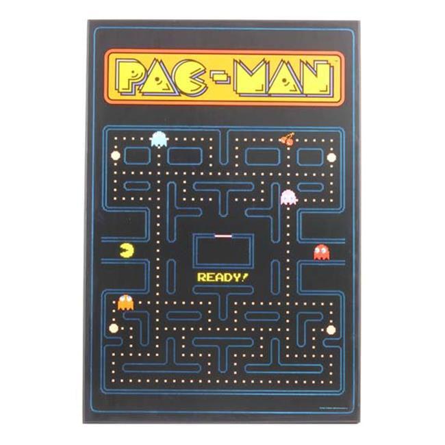 Pac Man 90167866 S Wood Wall Art