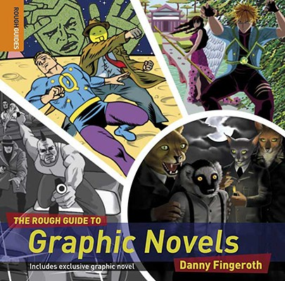 The Rough Guide to Graphic Novels 1