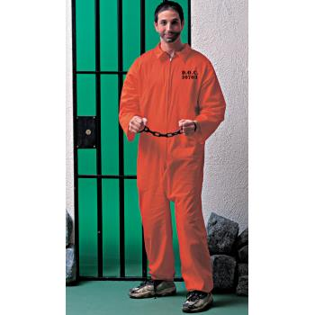 COSTUME-ADULT JAILBIRD - Infant Jailbird Halloween Costume
