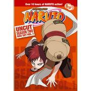 Naruto Uncut: Season 2, Volume 1 (DVD)