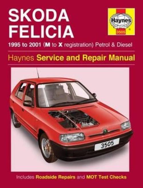 skoda felicia petrol diesel 95 01 haynes repair manual haynes rh walmart com repair manual skoda felicia download repair manual skoda felicia download