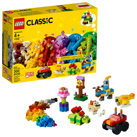 LEGO Classic Basic Brick Set 11002 (300 Pieces)