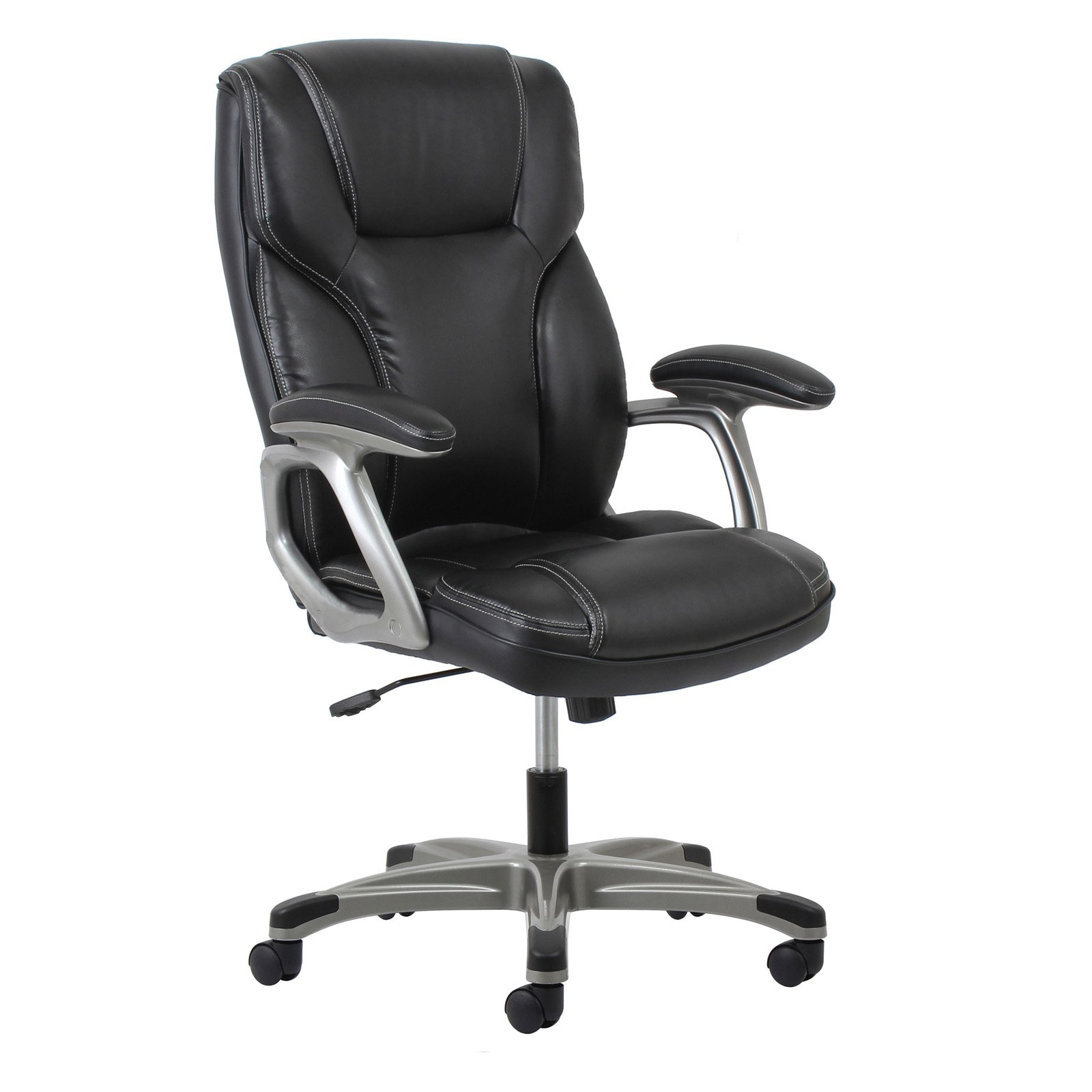 OFM Essentials High Back Leather Executive Chair