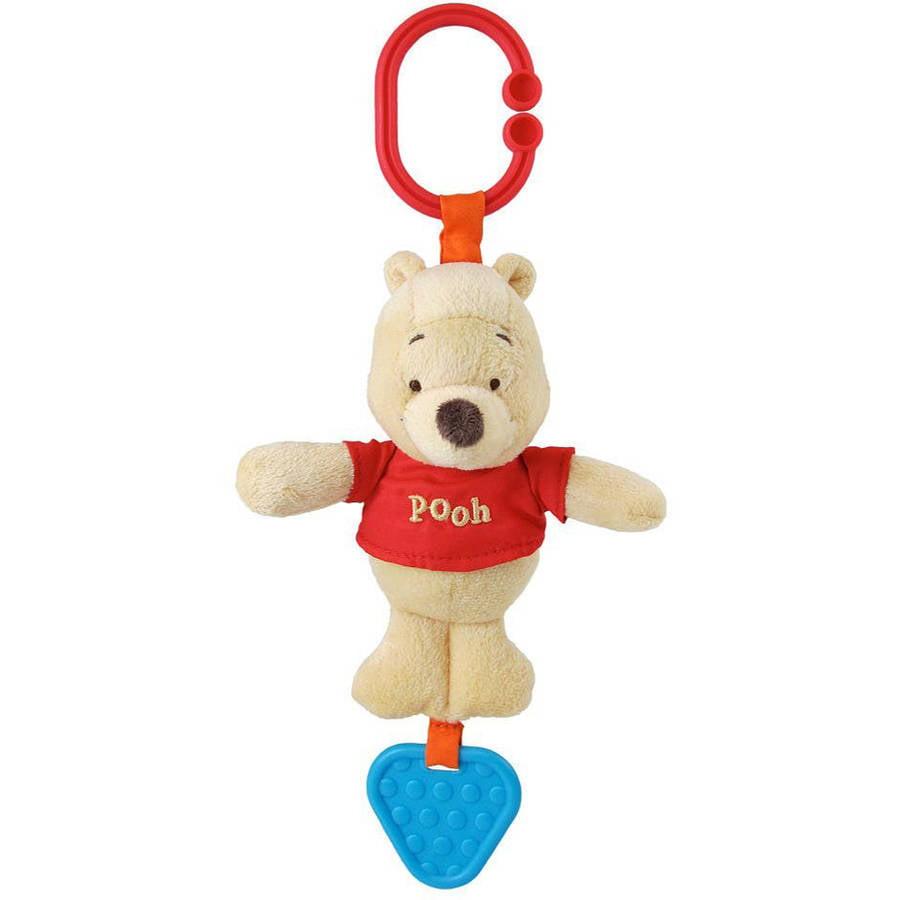 Kids Preferred Disney Baby Winnie the Pooh Musical Take Along Toy by Kids Preferred