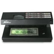 Best Counterfeit Bill Detectors - Portable 4-Way Counterfeit Detector, UV, Fluorescent, Magnetic, Magnifier Review